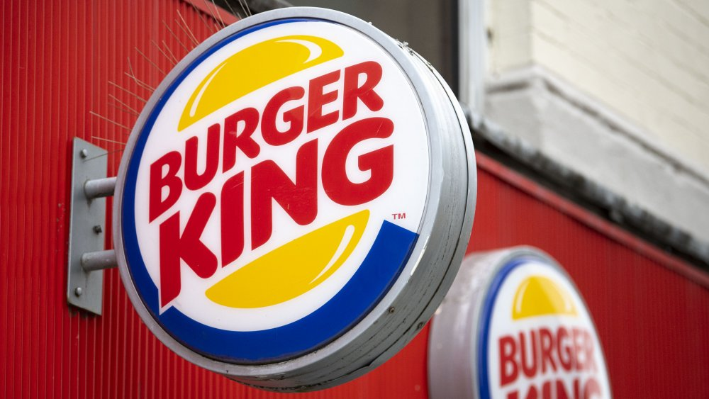 Burger King, fast food restaurant