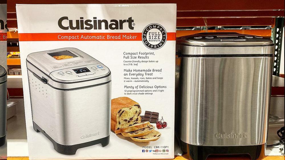Cuisinart compact bread maker at Costco