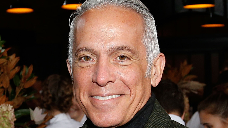 Geoffrey Zakarian smiling at event