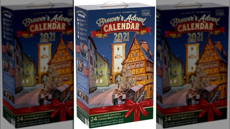 Costco's German beer advent calender