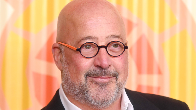 Television host Andrew Zimmern