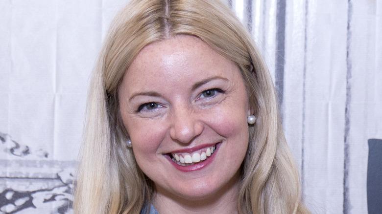 Damaris Phillips smile