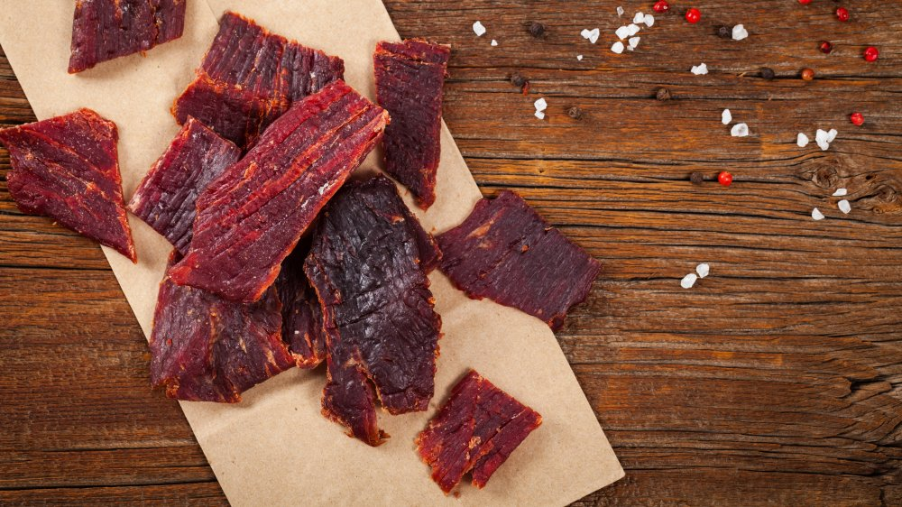 how beef jerky is really made