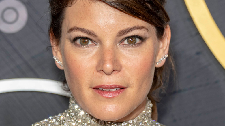 Gail Simmons on a red carpet
