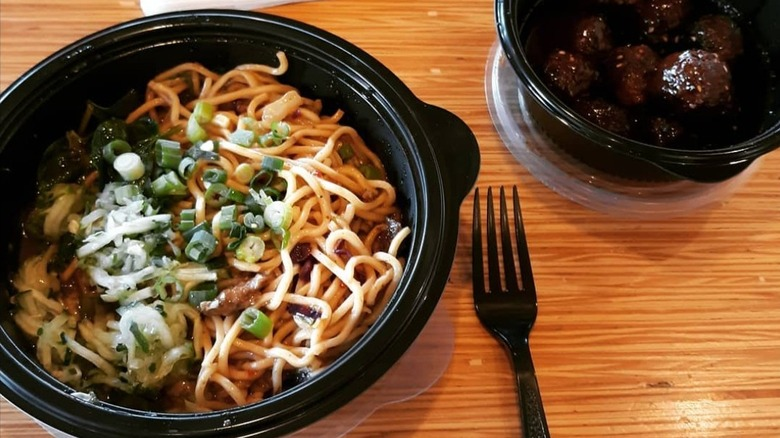 Food from Noodles and Company