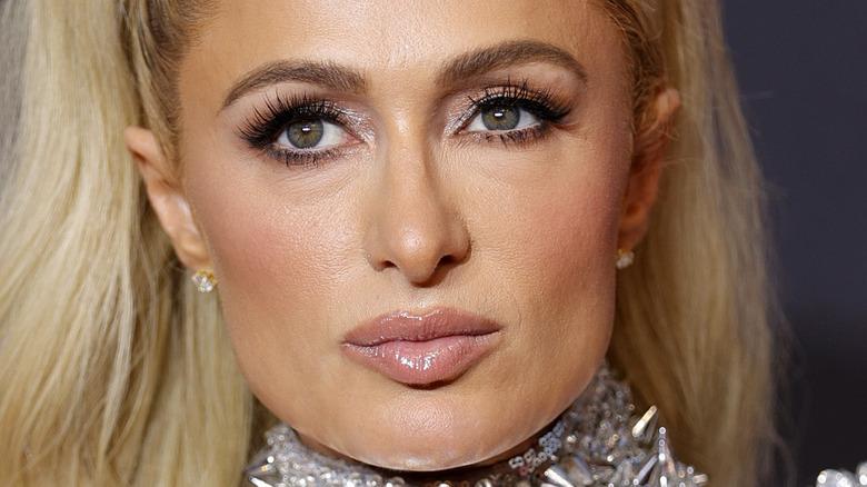 Paris Hilton at the MTV awards