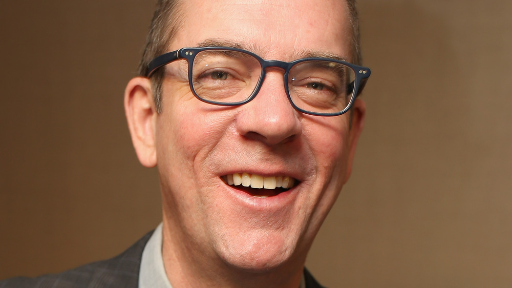 Ted Allen at an event
