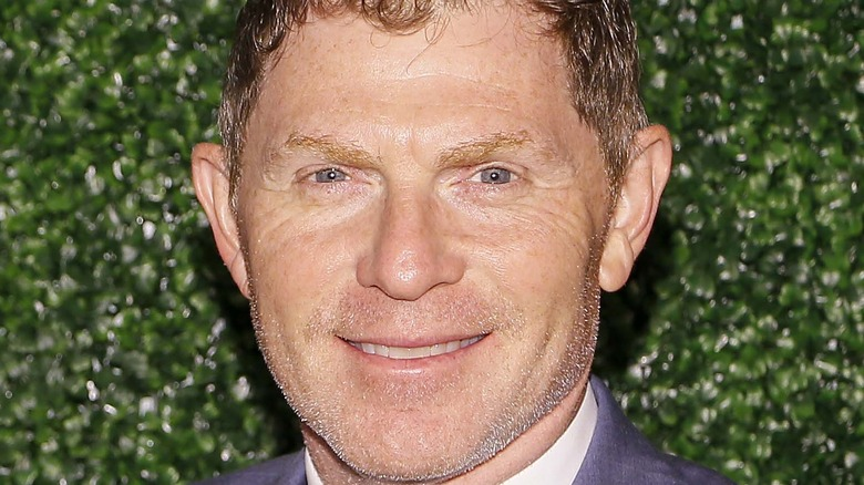 Bobby Flay at event