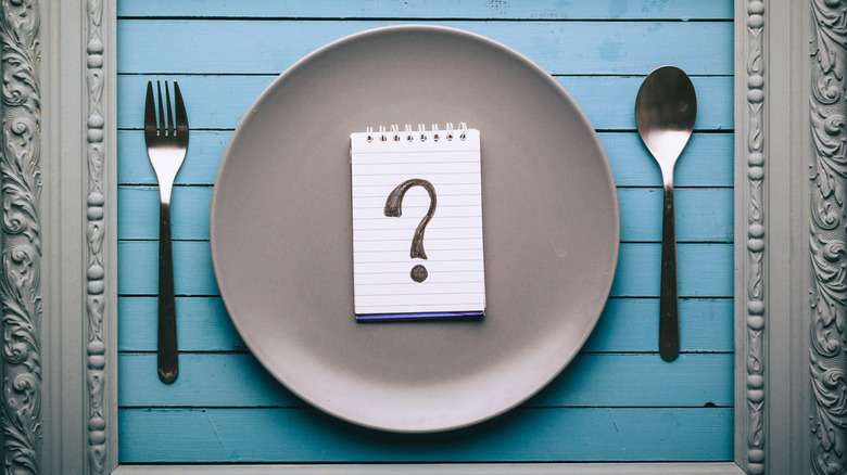 A generic image depicting a question