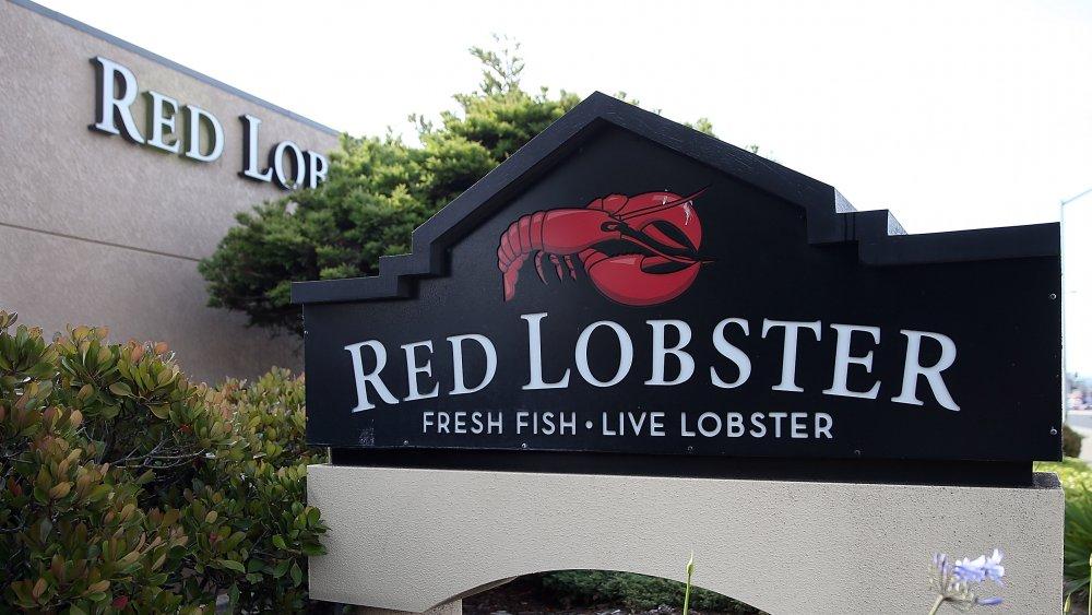 red lobster restuarant building