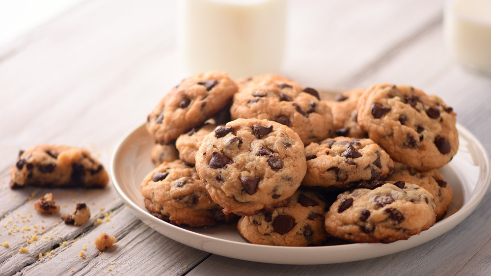 delicious store-bought cookies