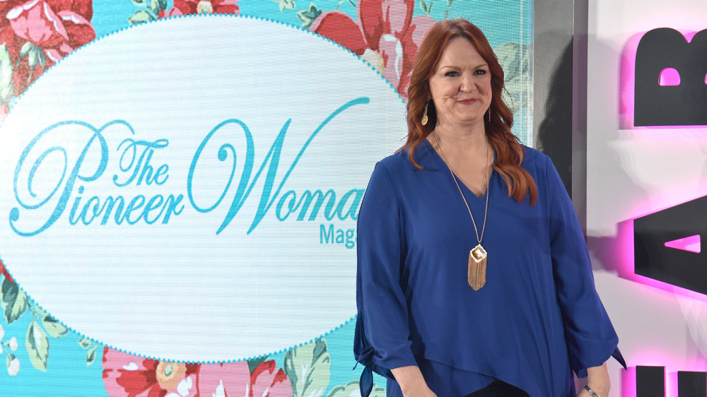 Ree Drummond also known as The Pioneer Woman