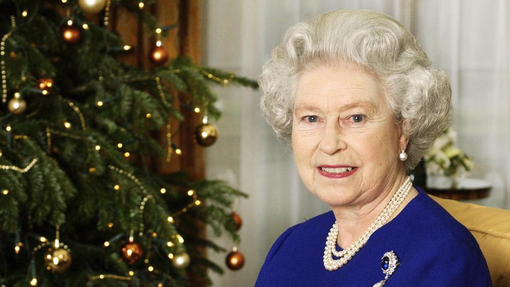 Queen's Christmas address