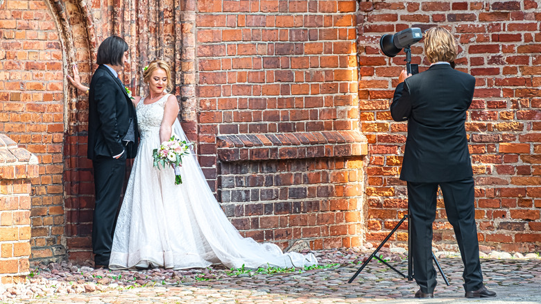 Traditional Lithuanian wedding