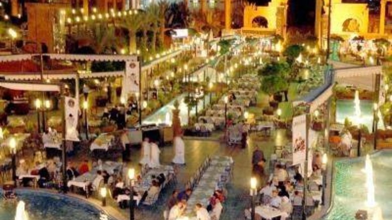 Damascus Gate restaurant