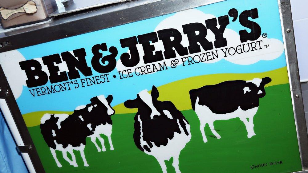 A generic shot of Ben & Jerry's Ice Cream