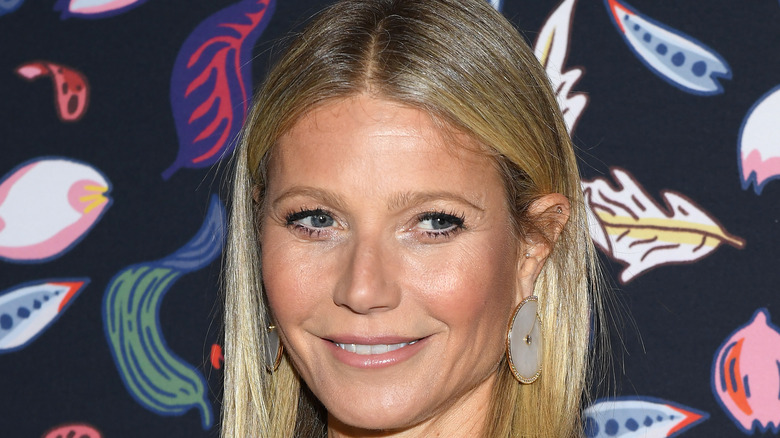 Close-up of Gwenyth Paltrow