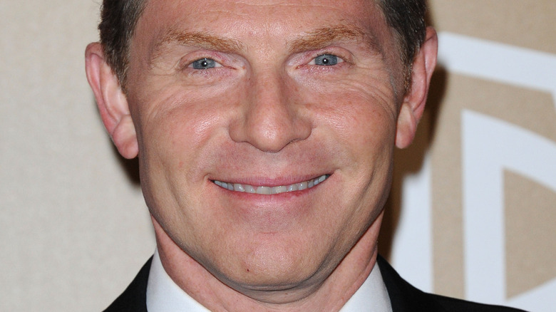 Bobby Flay attending event