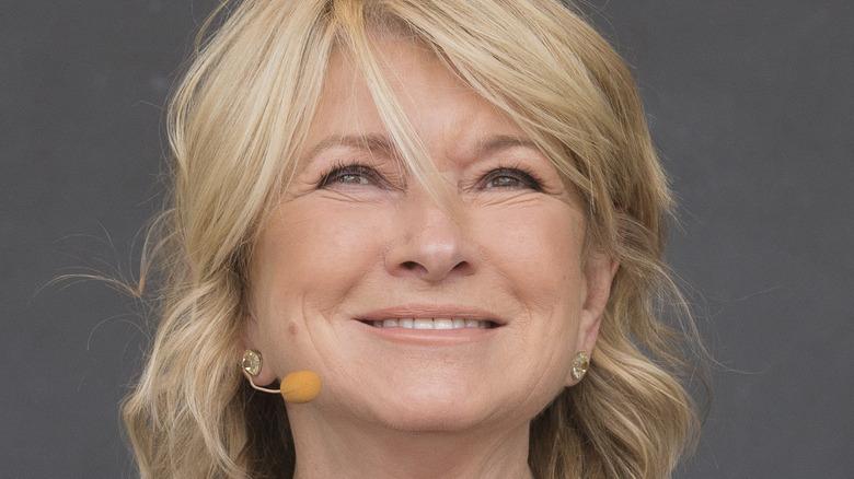 Martha Stewart hosting cooking event