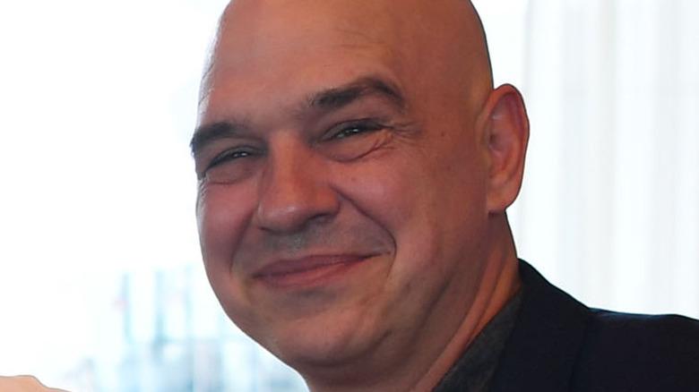 Michael Symon smiling
