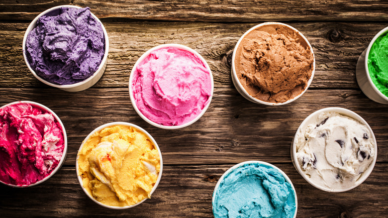 No churn ice cream alternatives