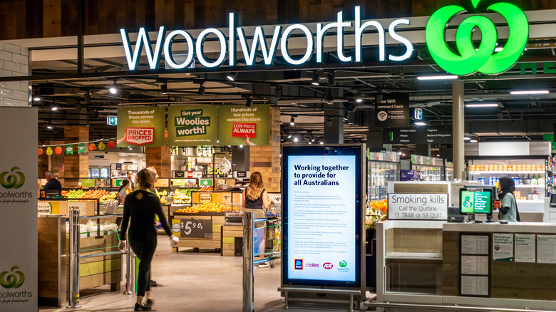 woolworths sydney ausralia