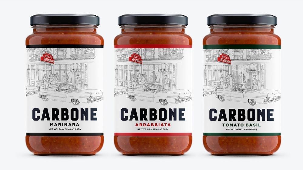 Carbone sauces