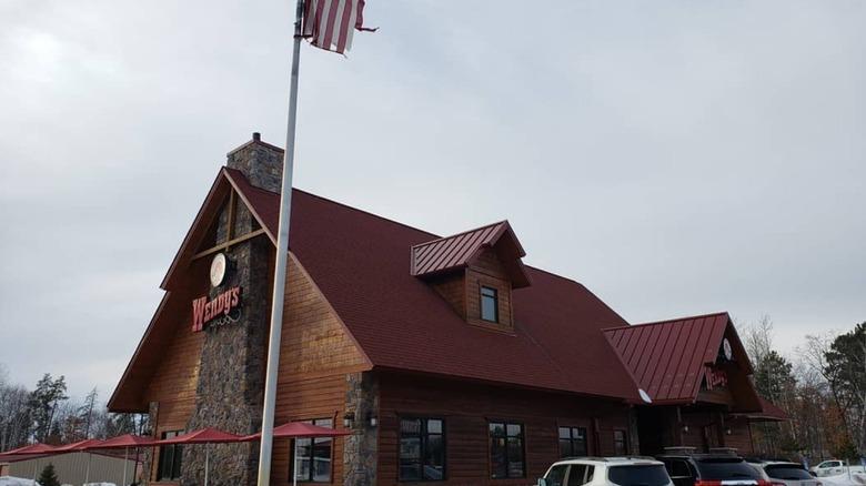 Northwoods Wendy's-- Nisswa Minnesota