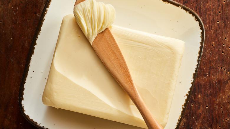 Artisan butter