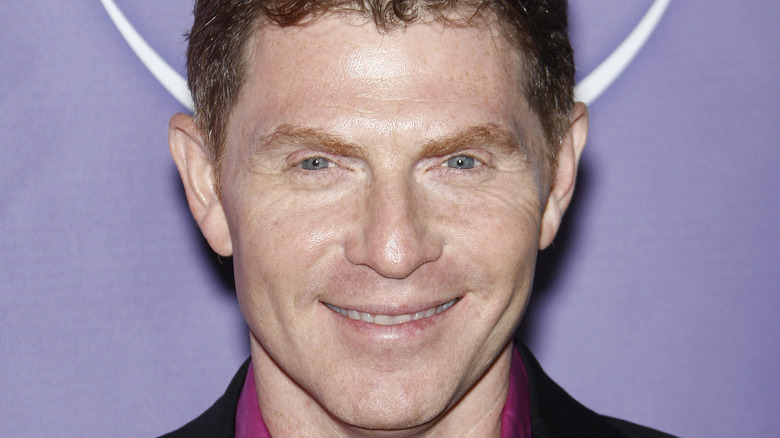 Chef Bobby Flay at an event
