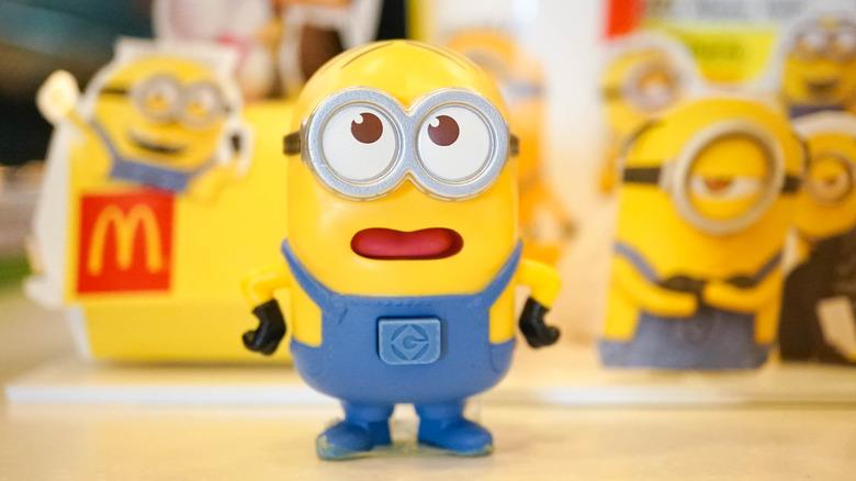 McDonald's Happy Meal Minion toy