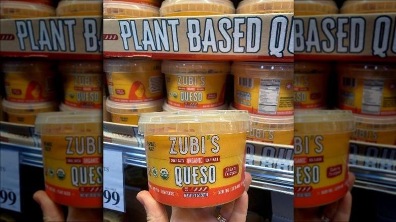 Costco's new plant-based queso