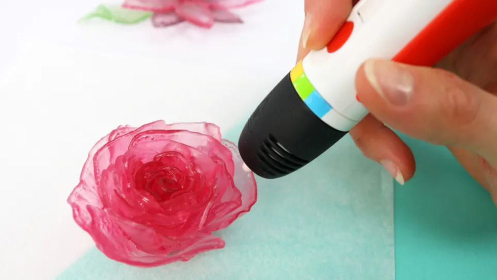 Polaroid Candy Play 3D Pen drawing candy flower