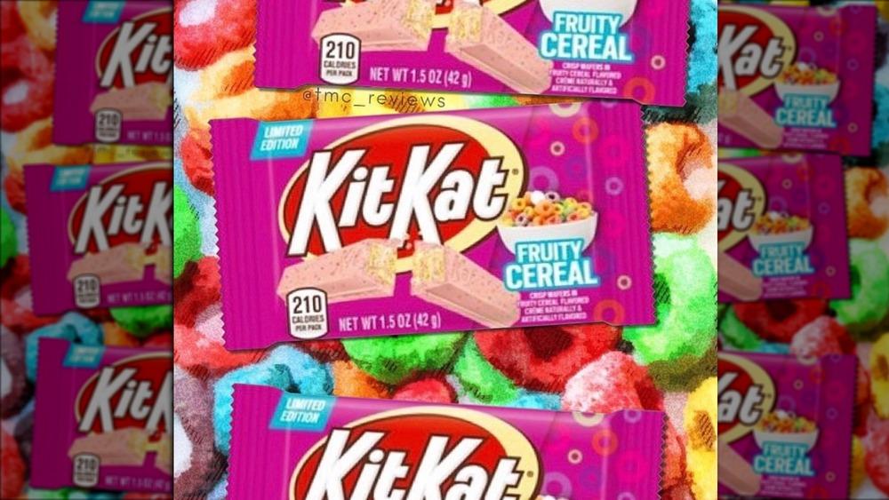 kit kat fruity
