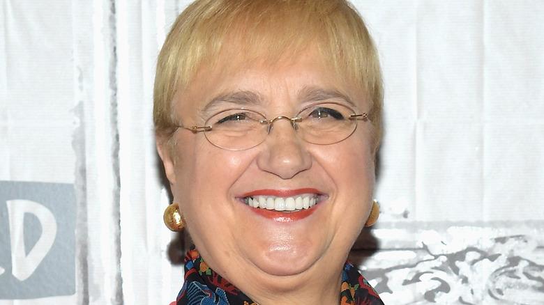 Lidia Bastianich close-up