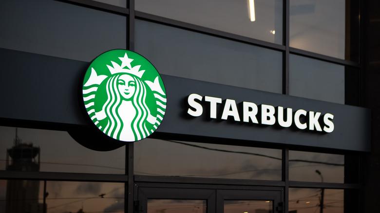 starbucks storefront logo