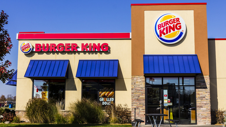 Burger King building
