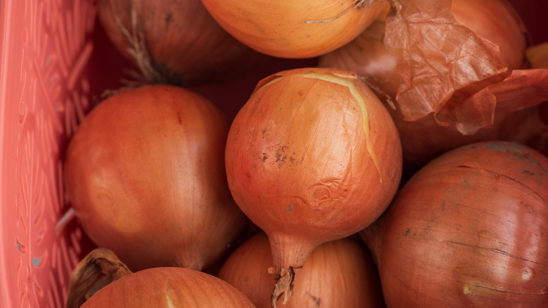 onions with skin on