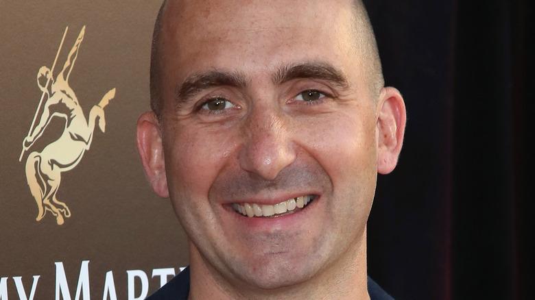 Marc Forgione close-up