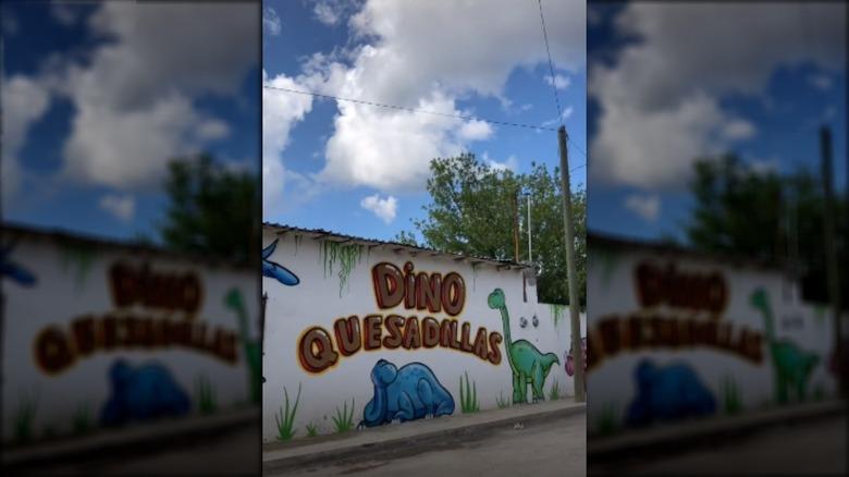 Dino Quesadillas restaurant