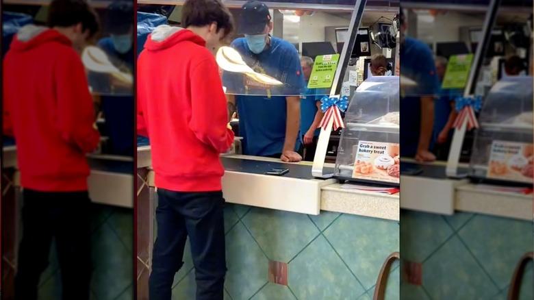 The McDonald's prank