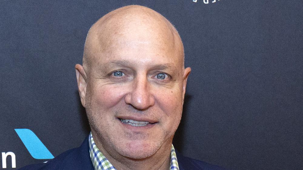 Head of Tom Colicchio
