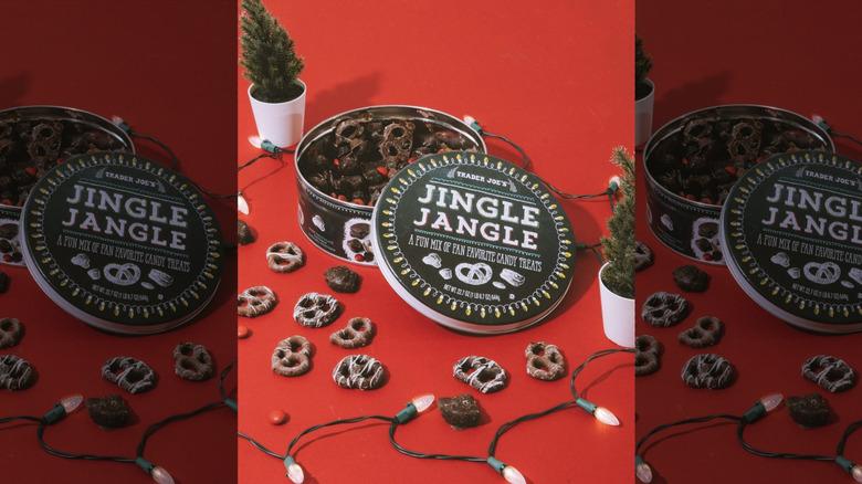 Jingle Jangle candy trader joe's
