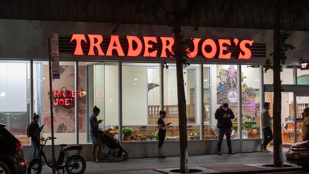 A Trader Joe's outlet