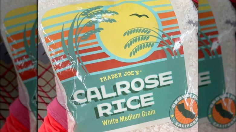 Trader Joe's Calrose rice
