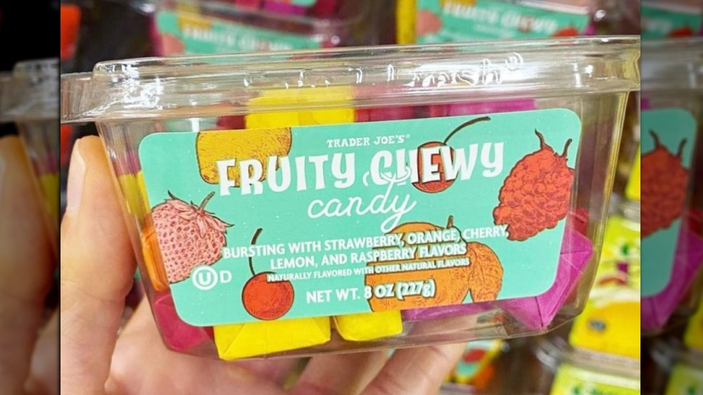 Trader Joe's Fruit and Chewy candy