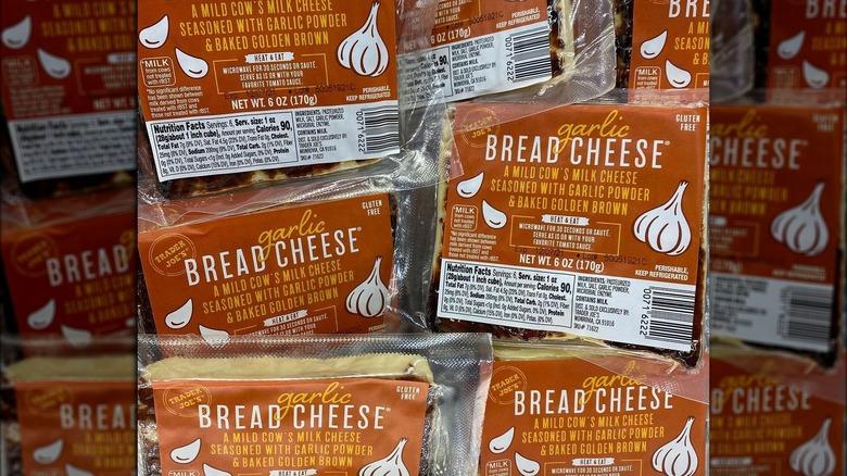 trader joe's garlic bread cheese