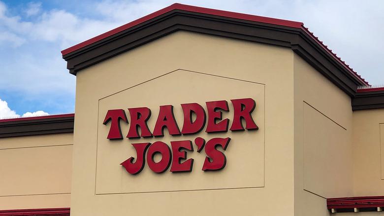 Exterior of a Trader Joe's store