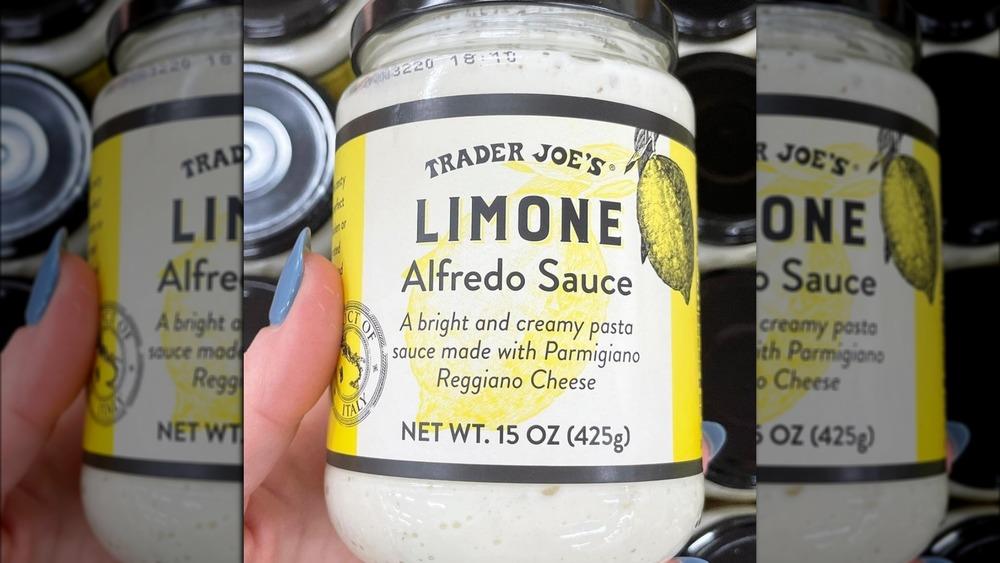 Trader Joe's Limone sauce