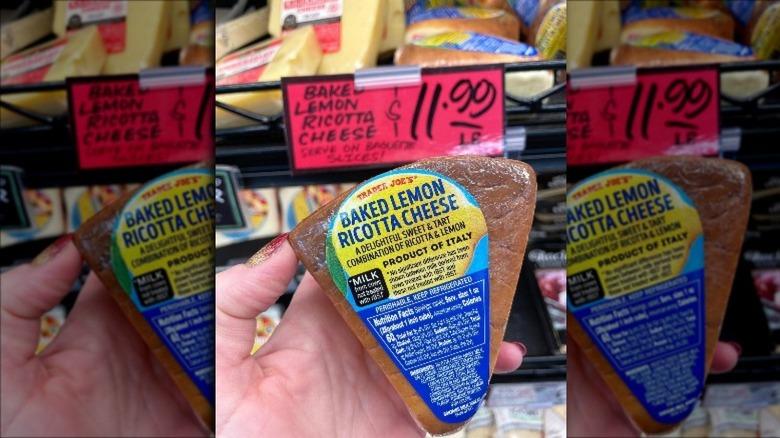 Trader Joe's cheese